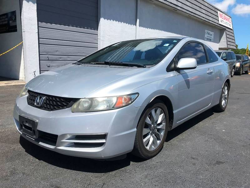 2009 Honda Civic For Sale At ROADWAY MOTORS LLC In West Park FL