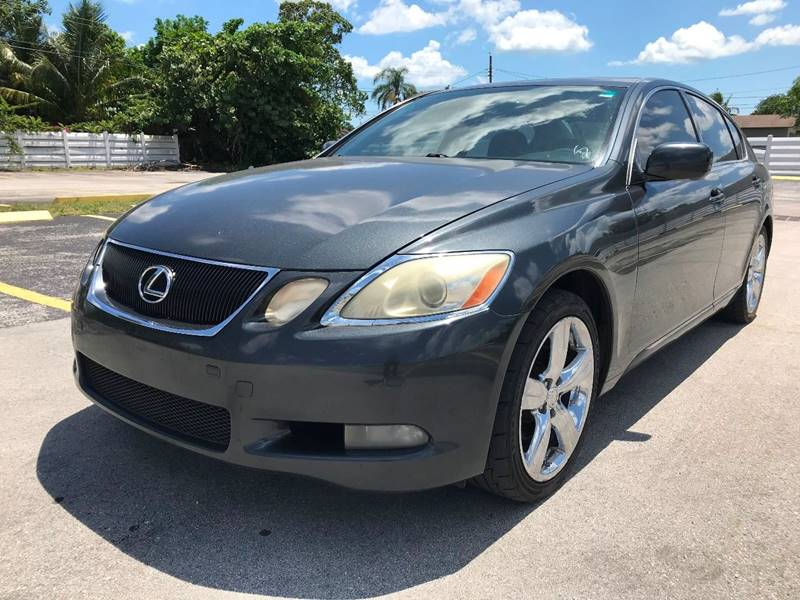 2006 Lexus GS 300 For Sale At ROADWAY MOTORS LLC In West Park FL