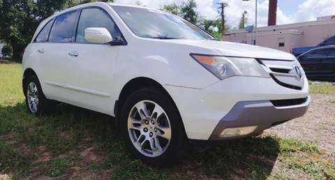 Acura MDX For Sale Carsforsalecom - Acura mdx 2007 for sale