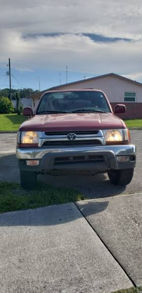 Amazing 2003 Toyota 4Runner For Sale At ROADWAY MOTORS LLC In West Park FL
