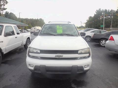 2004 Chevrolet TrailBlazer for sale in Muskegon, MI
