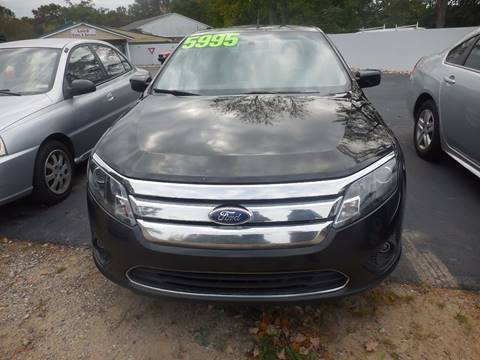 2010 Ford Fusion for sale in Muskegon, MI