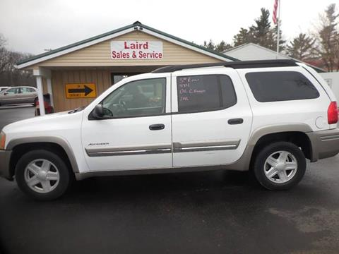 2003 Isuzu Ascender for sale in Muskegon, MI