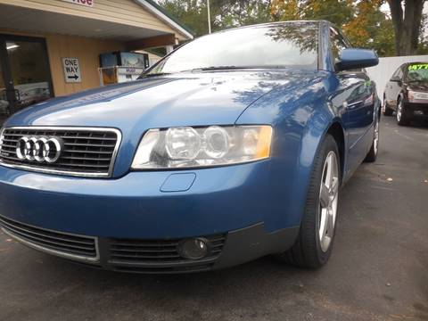 2003 Audi A4 For Sale In Hollidaysburg Pa Carsforsale