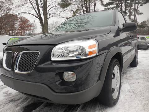 2008 Pontiac Montana SV6 for sale in Muskegon, MI