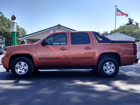 2007 Chevrolet Avalanche for sale in Muskegon, MI
