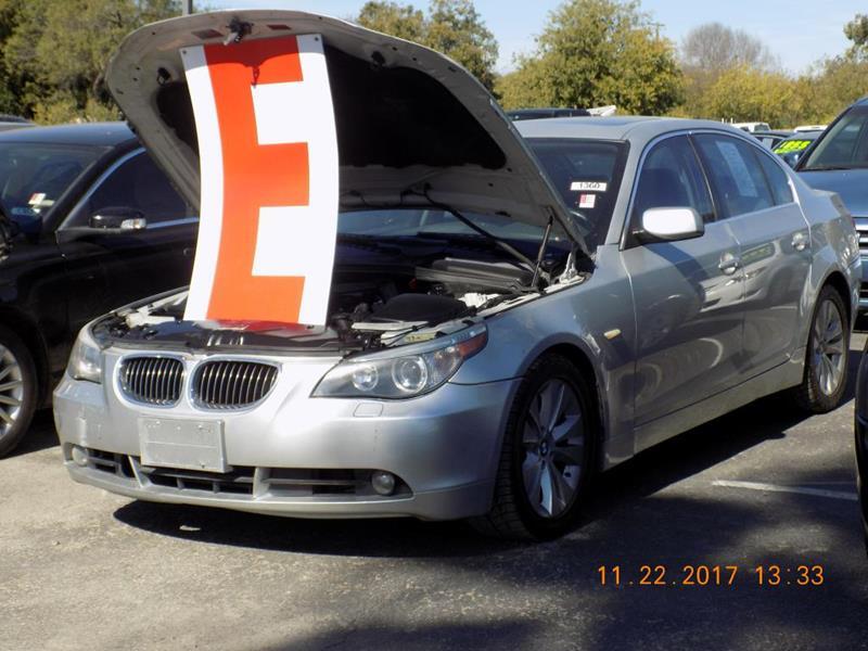 2004 BMW 5 Series 545i In San Antonio TX - HALEMAN AUTO SALES