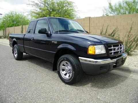 2002 Ford Ranger for sale in Phoenix, AZ