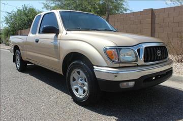2004 Toyota Tacoma for sale in Phoenix, AZ