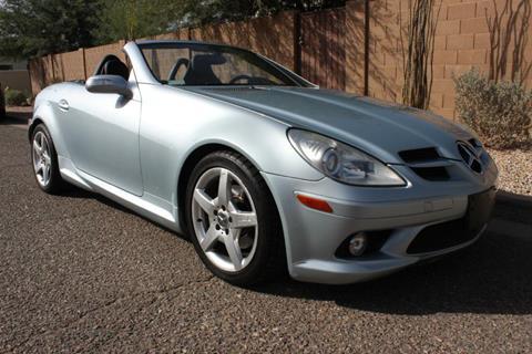 2006 Mercedes-Benz SLK for sale in Phoenix, AZ