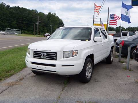 Honda ridgeline for sale in tennessee for City motors knoxville tn