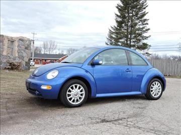 2004 Volkswagen New Beetle for sale in Algoma, WI
