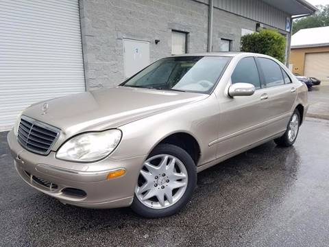 2003 Mercedes-Benz S-Class for sale in Orlando, FL