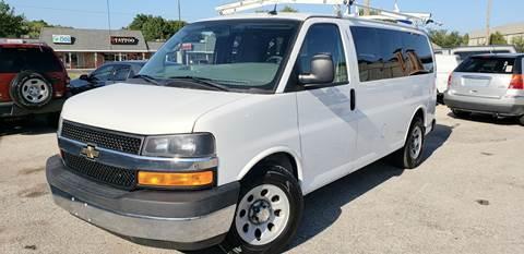 2013 Chevrolet Express Passenger for sale in Olathe, KS