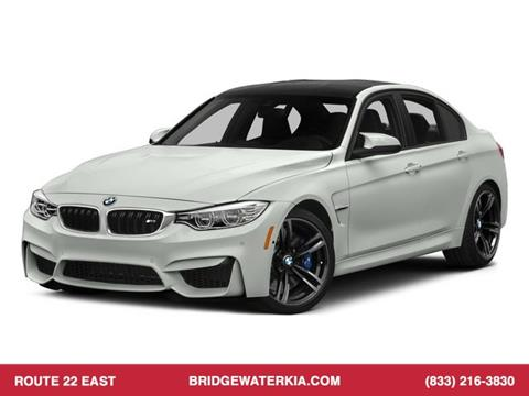2015 M3 For Sale >> 2015 Bmw M3 For Sale In Bridgewater Nj