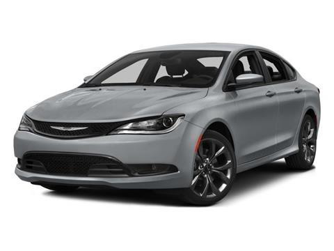 2015 Chrysler 200 for sale in Bridgewater, NJ