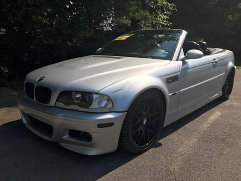 2004 BMW M3 for sale in Marlboro, NY