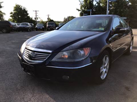 2007 Acura RL for sale in Marlboro, NY