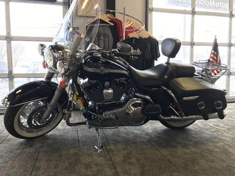 2003 Harley-Davidson FLHRCI Road King Classic for sale in Fremont, NE