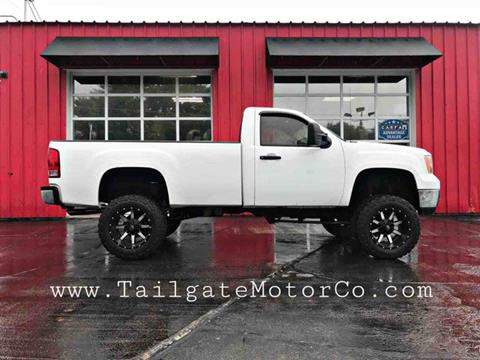 2010 GMC Sierra 2500HD for sale in Fremont, NE