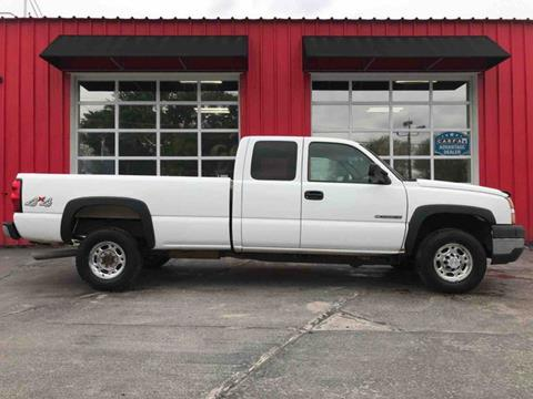 2007 Chevrolet Silverado 2500HD Classic for sale in Fremont, NE