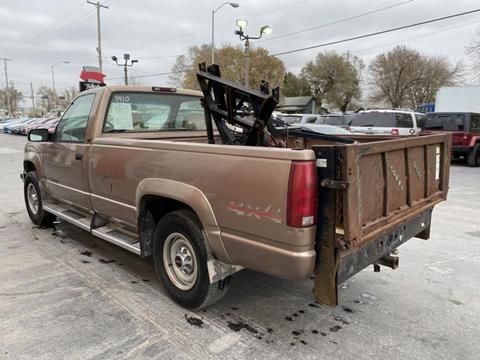 1995 GMC Sierra 2500 for sale in Fremont, NE