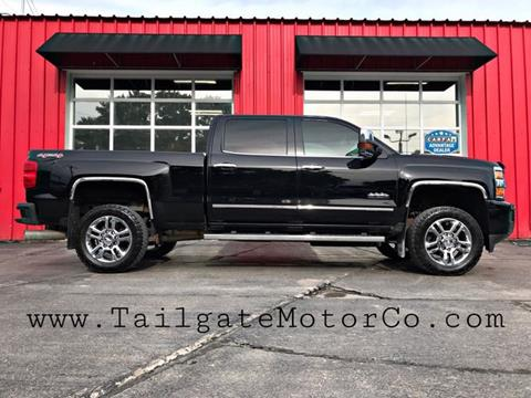 2015 Chevrolet Silverado 2500HD for sale in Fremont, NE