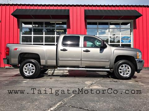 2013 Chevrolet Silverado 2500HD for sale in Fremont, NE