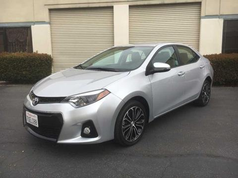 2016 Toyota Corolla for sale in San Bernardino, CA