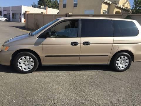 1999 Honda Odyssey for sale in Newark CA