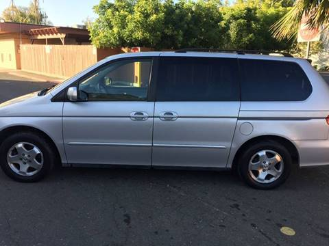 2001 Honda Odyssey for sale in Newark CA