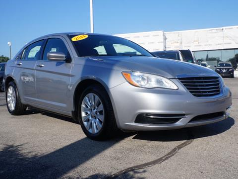 2014 Chrysler 200 for sale in Monroe, MI