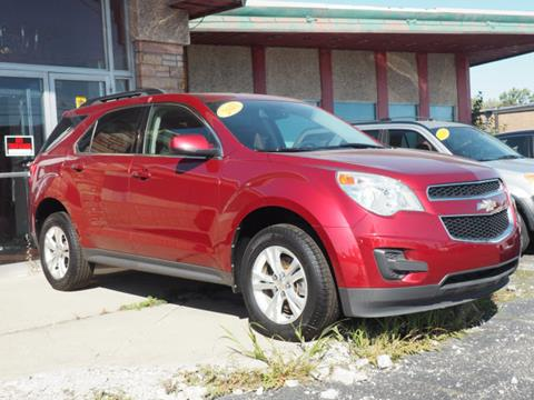 2011 Chevrolet Equinox for sale in Monroe, MI