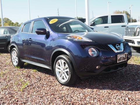 2015 Nissan JUKE for sale in Monroe, MI