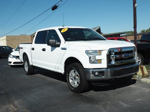 2016 Ford F-150 for sale in Monroe, MI