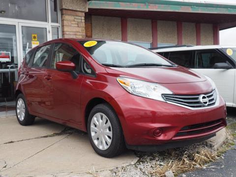 2016 Nissan Versa For Sale In Michigan Carsforsale Com