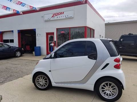 2012 Smart fortwo for sale in Thorntown, IN