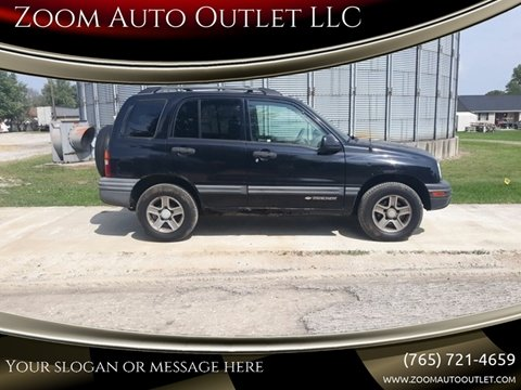 2003 Chevrolet Tracker for sale in Thorntown, IN