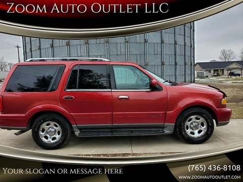 lincoln navigator for sale in thorntown in zoom auto outlet llc zoom auto outlet llc