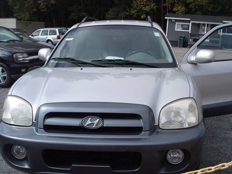 2005 Hyundai Santa Fe for sale in Durham, NC