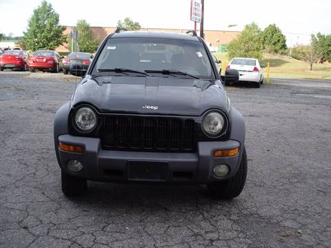 2004 Jeep Liberty for sale in Durham NC