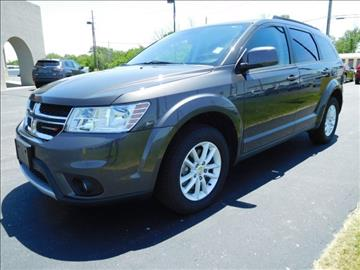 2016 Dodge Journey for sale in Bunker Hill, IN