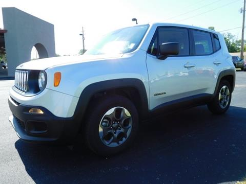 2016 Jeep Renegade for sale in Bunker Hill, IN