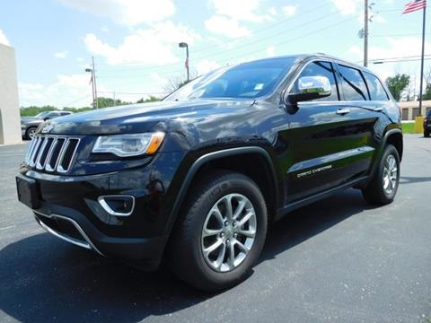 2015 Jeep Grand Cherokee for sale in Bunker Hill, IN