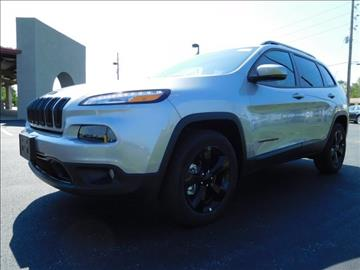 2017 Jeep Cherokee for sale in Bunker Hill, IN