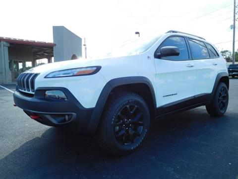 2014 Jeep Cherokee for sale in Bunker Hill, IN