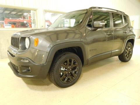 2017 Jeep Renegade for sale in Bunker Hill, IN