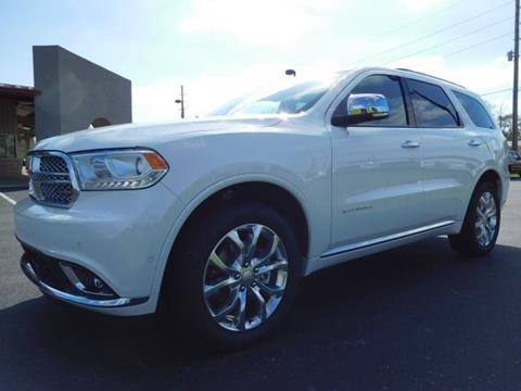 2018 Dodge Durango for sale in Bunker Hill, IN