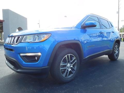 2018 Jeep Compass for sale in Bunker Hill, IN