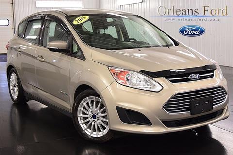 2015 Ford C-MAX Hybrid for sale in Medina, NY